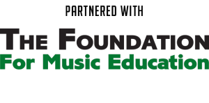 The Foundation for Music Education Logo